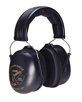 Tasco Golden Eagle Over the Head Earmuff