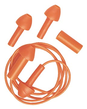 Tasco RD-1 Pre-Molded Earplugs