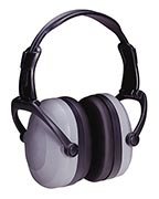 Tasco Silhouette Folding Earmuffs