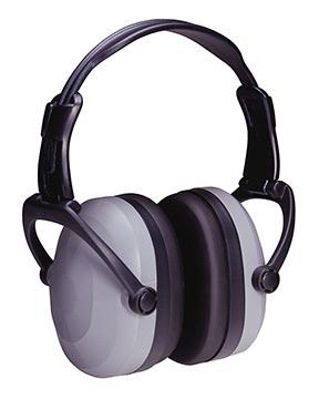 Tasco Silhouette Folding Earmuffs