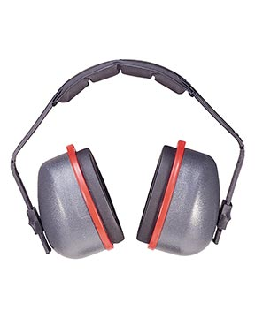 Tasco Sound Shield Over the Head Earmuffs