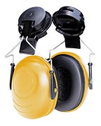 Tasco Sound Star Cap-Mounted Earmuff