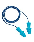 Tasco Tri-Grip Jr M-Tek Metal Traceable Earplugs