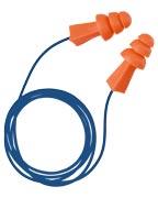 Tasco Tri-Grip M-Tek Metal Traceable Earplugs